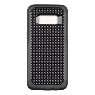 Capa OtterBox Commuter Para Samsung Galaxy S8 Textura de aço enchida
