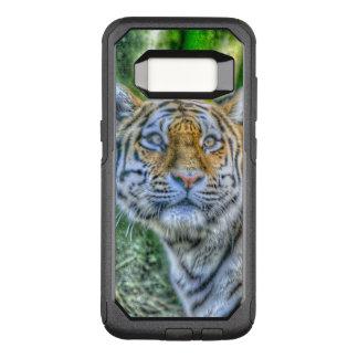 Capa OtterBox Commuter Para Samsung Galaxy S8 Tigre alterado de surpresa