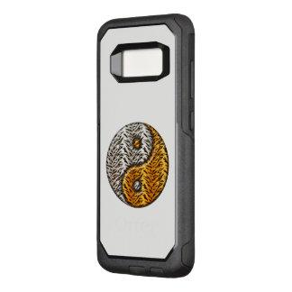 Capa OtterBox Commuter Para Samsung Galaxy S8 Tigre Yin Yang