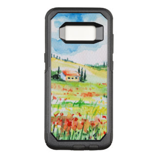 Capa OtterBox Commuter Para Samsung Galaxy S8 Toscânia