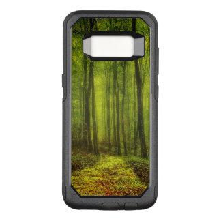 Capa OtterBox Commuter Para Samsung Galaxy S8 Trajeto nas madeiras