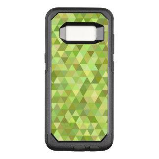 Capa OtterBox Commuter Para Samsung Galaxy S8 Triângulos do limão