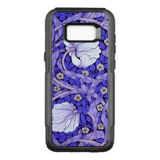 Capa OtterBox Commuter Para Samsung Galaxy S8+ Tulipa Royale