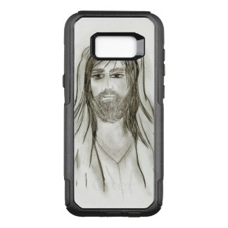 Capa OtterBox Commuter Para Samsung Galaxy S8+ Um Jesus vestido com robe