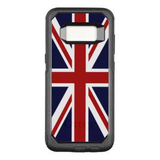 Capa OtterBox Commuter Para Samsung Galaxy S8 Union Jack