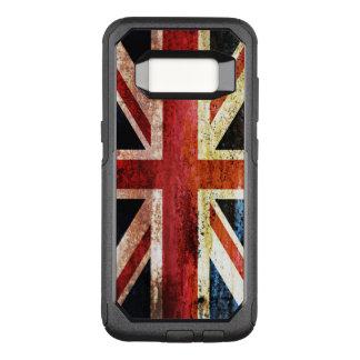 Capa OtterBox Commuter Para Samsung Galaxy S8 Union Jack antiquado