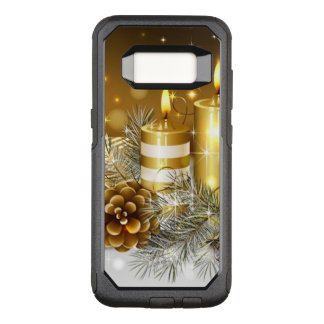 Capa OtterBox Commuter Para Samsung Galaxy S8 Velas e cones