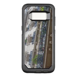 Capa OtterBox Commuter Para Samsung Galaxy S8 Vista acima em balcões franceses
