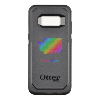 Capa OtterBox Commuter Para Samsung Galaxy S8 Washington