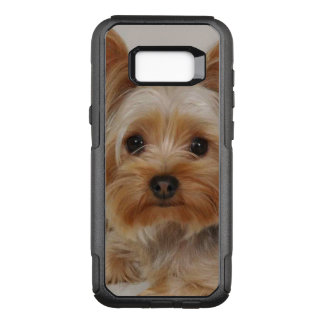 Capa OtterBox Commuter Para Samsung Galaxy S8+ Yorkshire terrier lindo