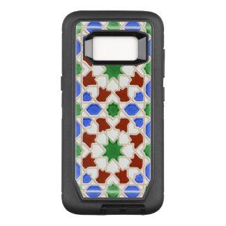 Capa OtterBox Defender Para Samsung Galaxy S8 Azulejos de Granada