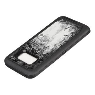 Capa OtterBox Defender Para Samsung Galaxy S8 Caixa africana da galáxia S8 de Samsung do