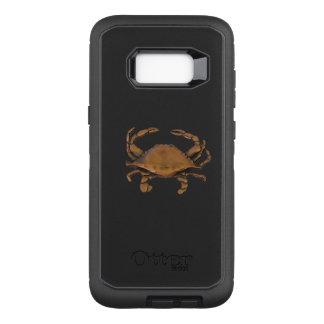 Capa OtterBox Defender Para Samsung Galaxy S8+ Caranguejo de cobre