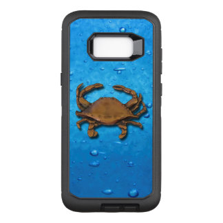 Capa OtterBox Defender Para Samsung Galaxy S8+ Caranguejo de cobre em bolhas