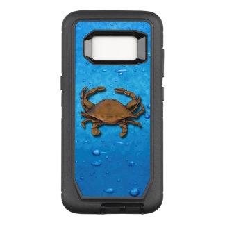 Capa OtterBox Defender Para Samsung Galaxy S8 Caranguejo de cobre em bolhas