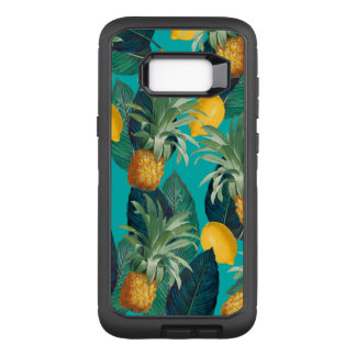 Capa OtterBox Defender Para Samsung Galaxy S8+ cerceta do pineaple e dos limões