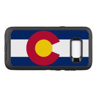 Capa OtterBox Defender Para Samsung Galaxy S8+ Colorado