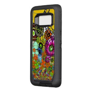 Capa OtterBox Defender Para Samsung Galaxy S8 Criar sua própria infinidade bonita colorida