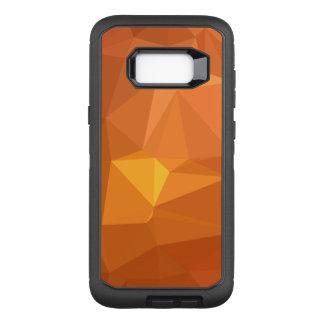 Capa OtterBox Defender Para Samsung Galaxy S8+ Design geométrico abstrato de LoveGeo - caramelo