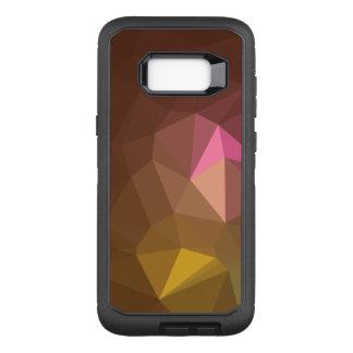 Capa OtterBox Defender Para Samsung Galaxy S8+ Design geométrico elegante & limpo - mãe Natureza