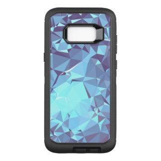 Capa OtterBox Defender Para Samsung Galaxy S8+ Design geométrico elegante & limpo - pombo em