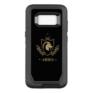 Capa OtterBox Defender Para Samsung Galaxy S8 exemplo do aries s8