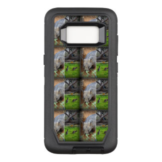 Capa OtterBox Defender Para Samsung Galaxy S8 Exemplo do defensor da galáxia S8 de Samsung do