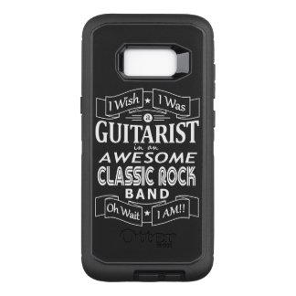 Capa OtterBox Defender Para Samsung Galaxy S8+ Grupo de rock clássico impressionante do