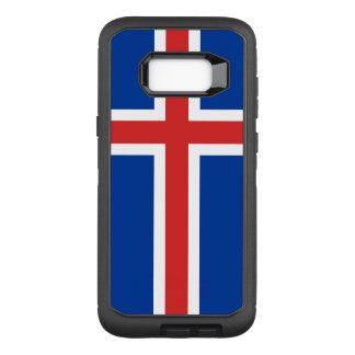 Capa OtterBox Defender Para Samsung Galaxy S8+ Islândia