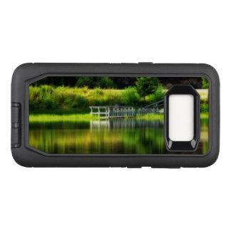 Capa OtterBox Defender Para Samsung Galaxy S8 Lagoa do espelho