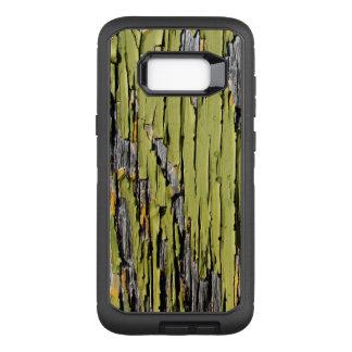 Capa OtterBox Defender Para Samsung Galaxy S8+ Madeira verde resistida do celeiro