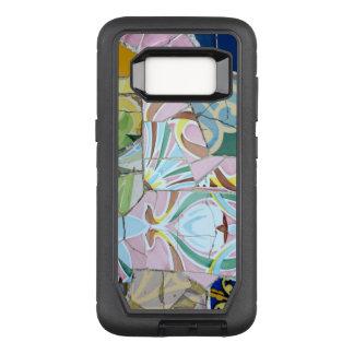 Capa OtterBox Defender Para Samsung Galaxy S8 Mosaicos de Guell do parque