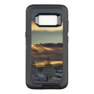 Capa OtterBox Defender Para Samsung Galaxy S8 Mothership nebuloso