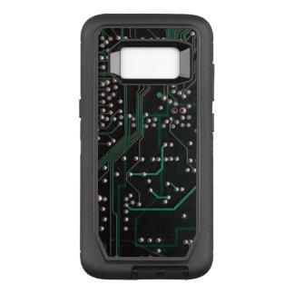 Capa OtterBox Defender Para Samsung Galaxy S8 O conselho de circuito eletrônico