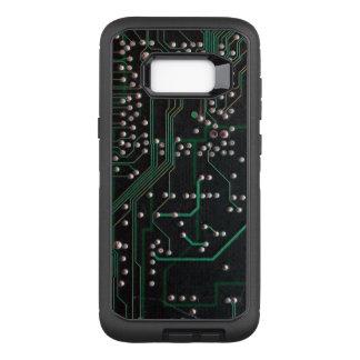 Capa OtterBox Defender Para Samsung Galaxy S8+ O conselho de circuito eletrônico