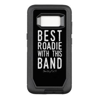 Capa OtterBox Defender Para Samsung Galaxy S8 O melhor Roadie (talvez) (branco)