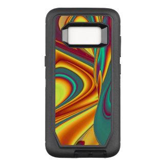 Capa OtterBox Defender Para Samsung Galaxy S8 O outono do verão do primavera floresce a mágica