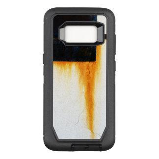 Capa OtterBox Defender Para Samsung Galaxy S8 Parede oxidada do bar