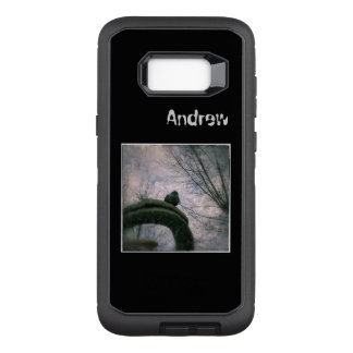 Capa OtterBox Defender Para Samsung Galaxy S8+ Pombo triste