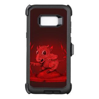 Capa OtterBox Defender Para Samsung Galaxy S8+ Série ESTRANGEIRA MÁ SamsungGalaxy S8 do defensor