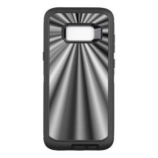 Capa OtterBox Defender Para Samsung Galaxy S8+ Teste padrão abstrato do contemporâneo