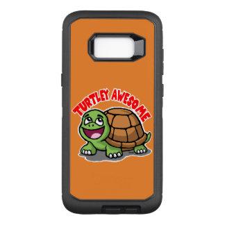 Capa OtterBox Defender Para Samsung Galaxy S8+ Turtley impressionante