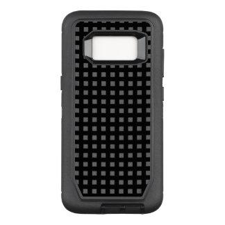 Capa OtterBox Defender Para Samsung Galaxy S8 Verificação-Companheiro-Preto-Cinza-Unisex