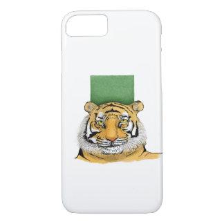 Capa para Celular Tigre Rabiscado