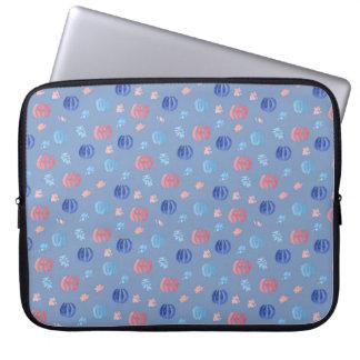 """Capa Para Computador A bolsa de laptop chinesa 15"""" das lanternas"""