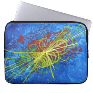 Capa Para Computador A bolsa de laptop do Boson de Higgs
