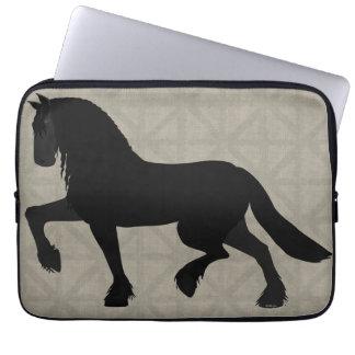 Capa Para Computador A bolsa de laptop do frisão