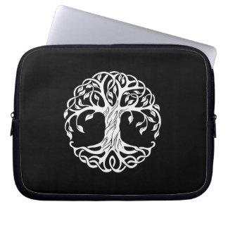 "Capa Para Computador Árvore de vida 10"" luva do laptop/tabuleta"