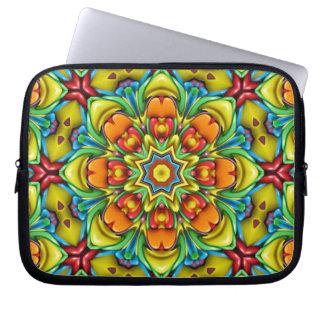 Capa Para Computador As bolsas de laptop coloridas do neopreno do