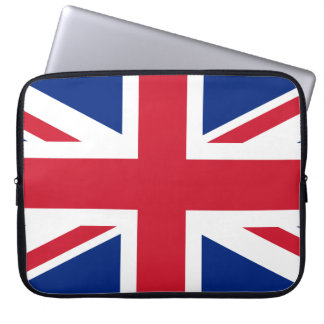 Capa Para Computador Bandeira nacional do mundo de Reino Unido